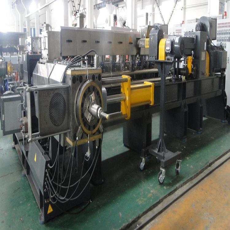双螺杆挤出机  双螺旋塑料挤出机生产机械设备南京创博厂家直销