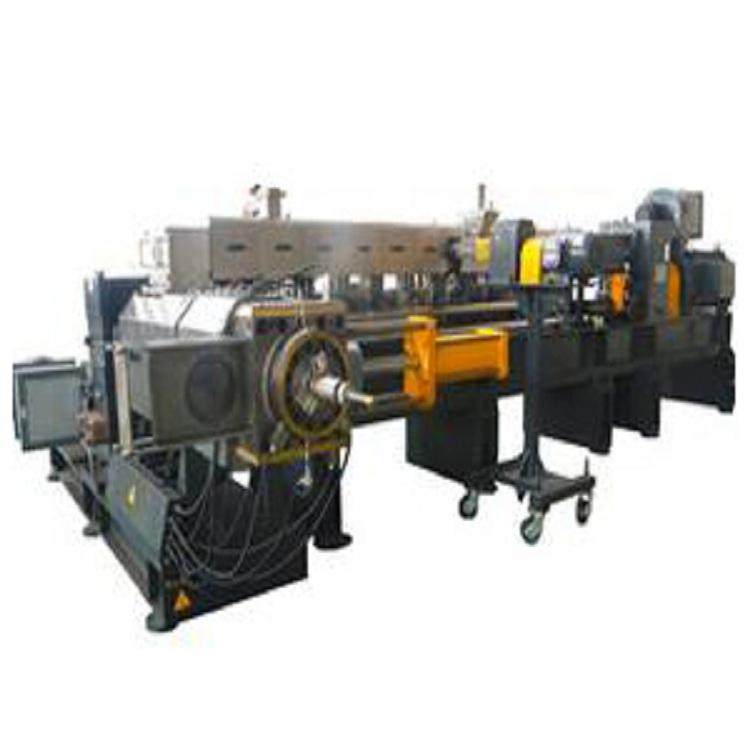 CBF-50双螺杆挤出机   双螺旋塑料挤出机生产机械设备南京创博厂家直销 pp材质