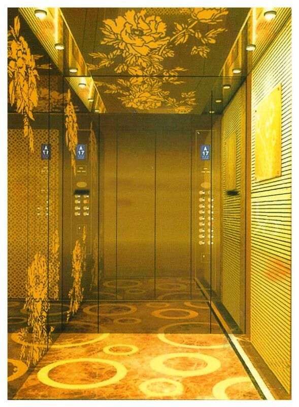 酒店观光电梯 可定制