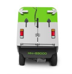 明诺道路扫地车MN-S3000 大型道路扫地车,四轮扫地车 电动路面清扫车