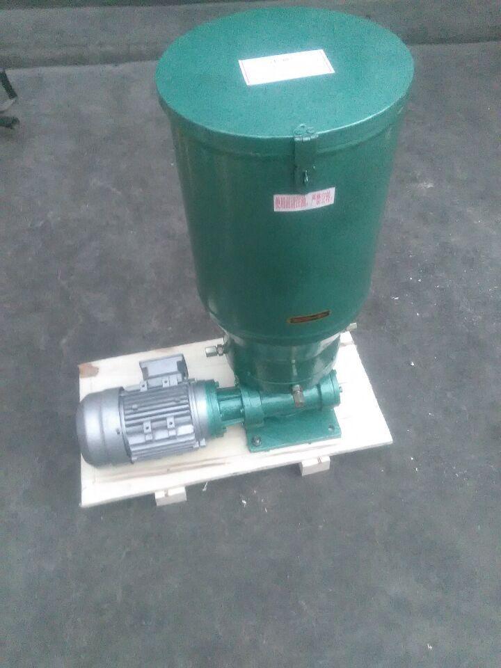 移动加油小车 单线干油泵