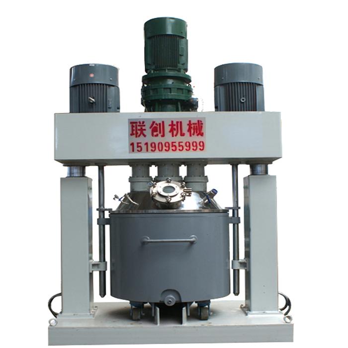 厂家直供 供应优质 5至5000L强力分散机 搅拌机 捏合机