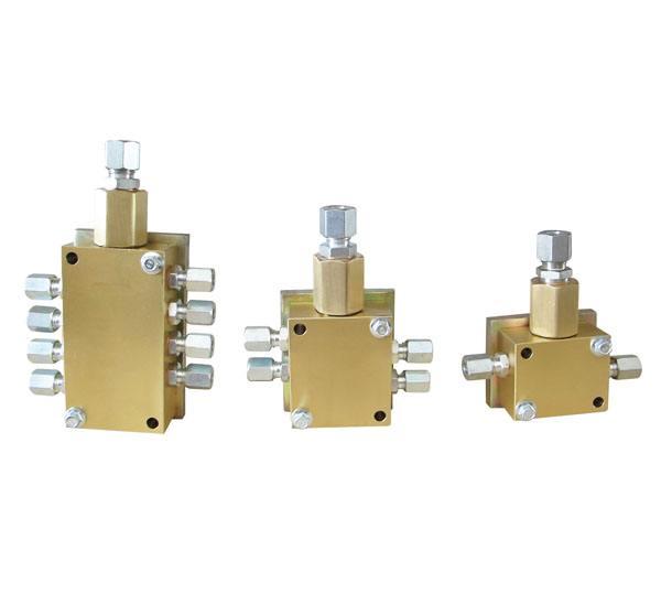 油气分配器  vsl双线分配器 稀油分配器  润滑分配器