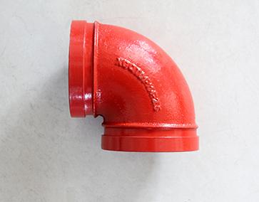 杭州厂家直销沟槽管件厂家批发 现货供应 浙江沟槽管件批发