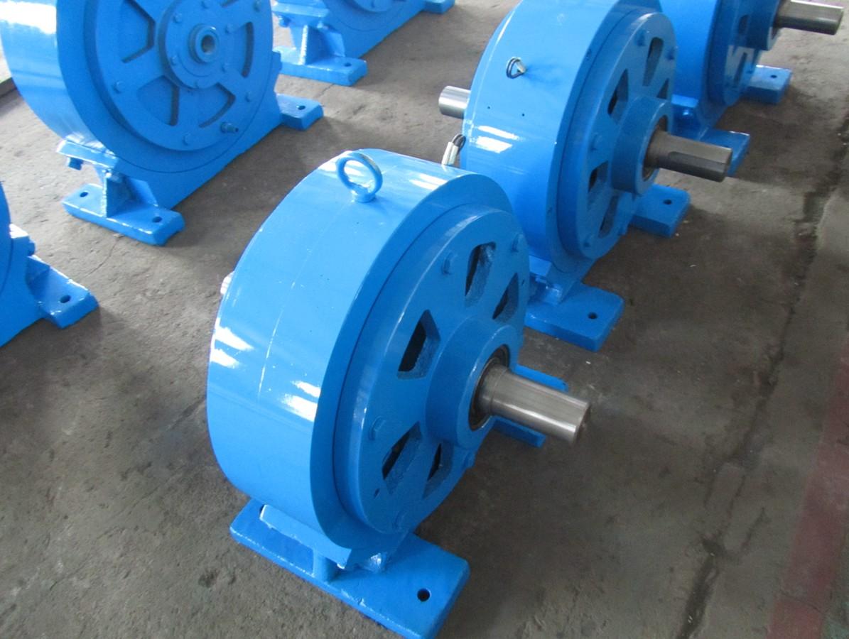 机座式离合器海菱-磁粉离合器 双出轴机座式磁粉离合器(CJ型) 多型号