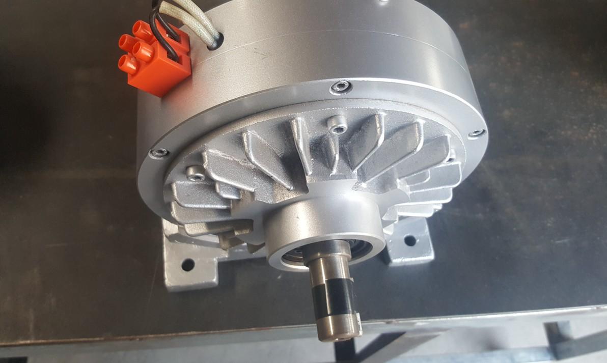 机座式磁粉制动器 南通海菱 机座式磁粉制动器专业厂家