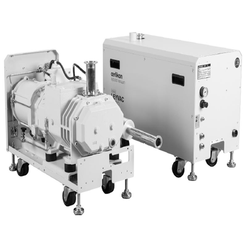 莱宝干式螺杆泵LV140  莱宝螺杆真空泵、莱宝干泵、莱宝LV140