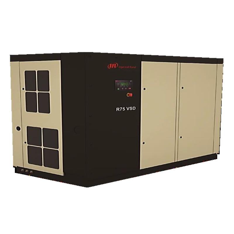 英格索兰变频螺杆空压机R55-75KW VSD  空压机,螺杆空压机,空气压缩机
