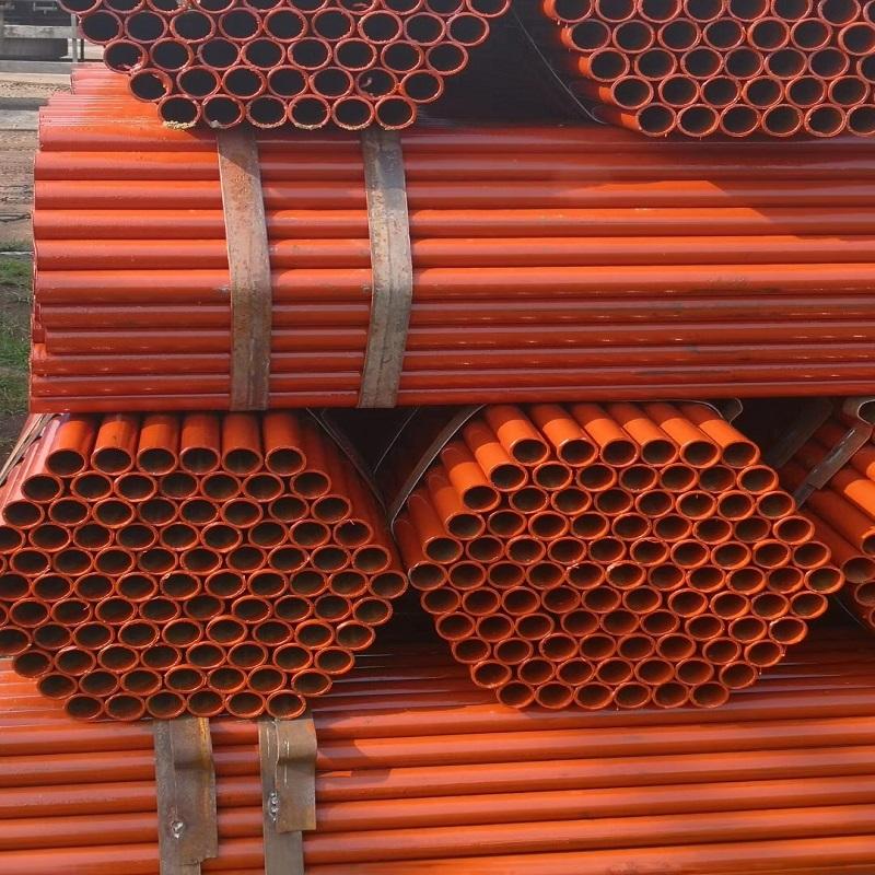 架子管 厂家直发杭州现货 杭州架子管 架子管定制 架子管配送