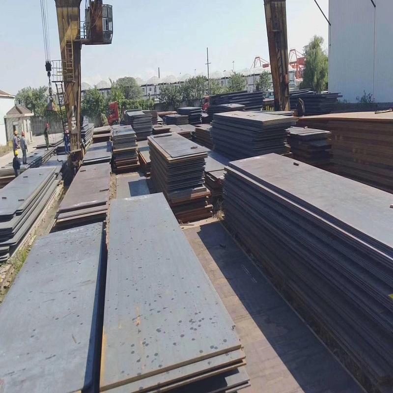 钢板 钢铁配送 钢板定制 厂家批发销售 杭州仓库有现货