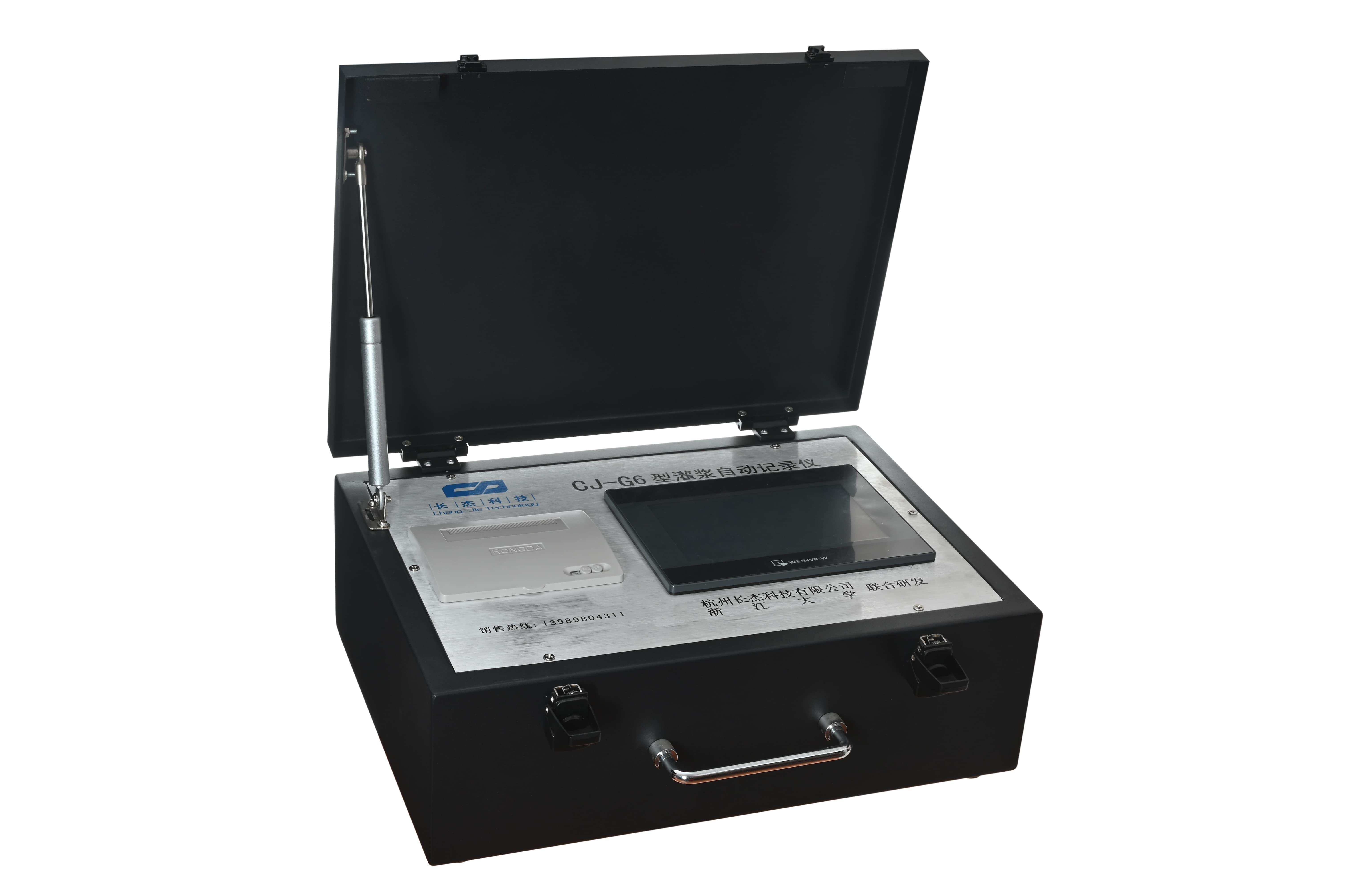 CJ-G6一体型灌浆自动记录仪  灌浆自动记录仪