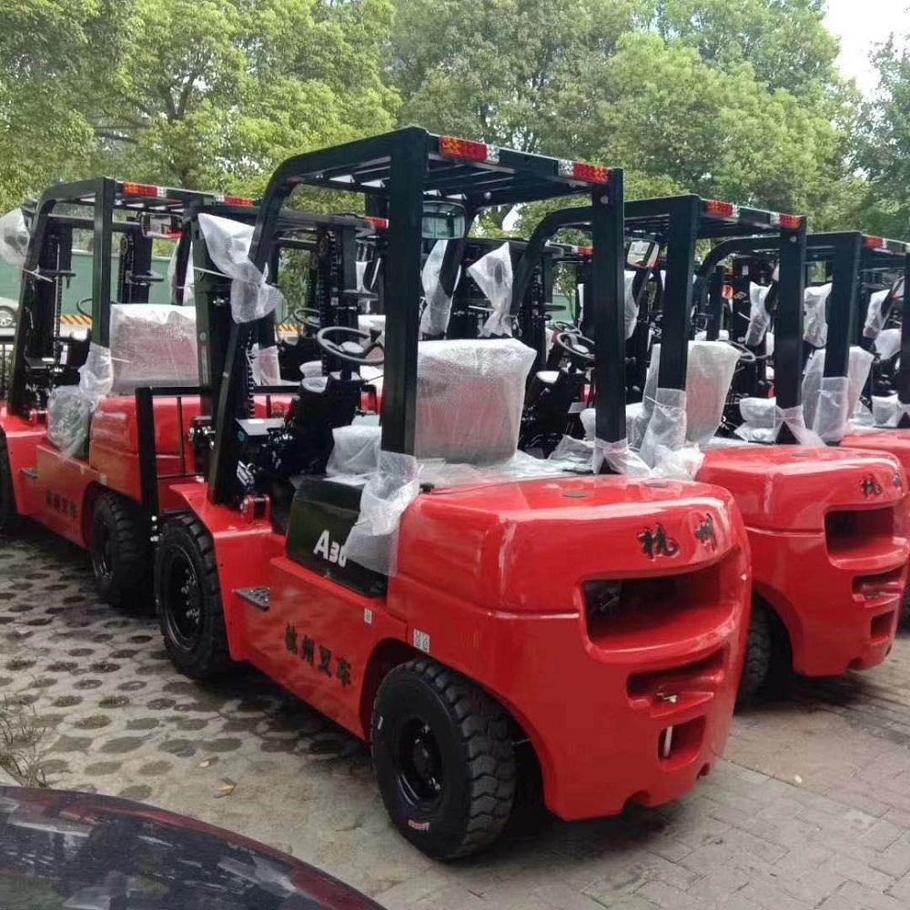 杭州叉车 柴油内燃叉车价格 厂家直销 叉车租赁 二手1.5吨柴油叉车价格