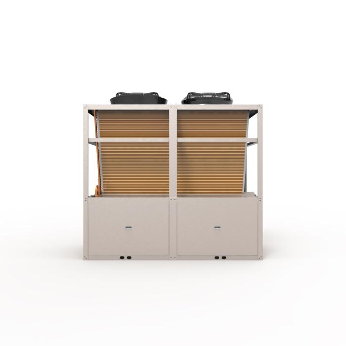 风冷模块机 商业空气能 25匹制冷制热空调 25匹中央空调