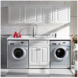 洗衣柜801平款组合