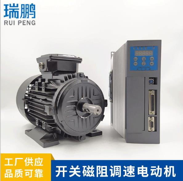 37KW起重绕线转子电动机油田抽油机专用开关磁阻调速电动机