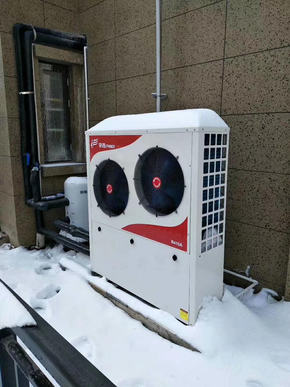 江苏南京 空气能热泵 空气能中央空调 空气能二联供 供暖系统
