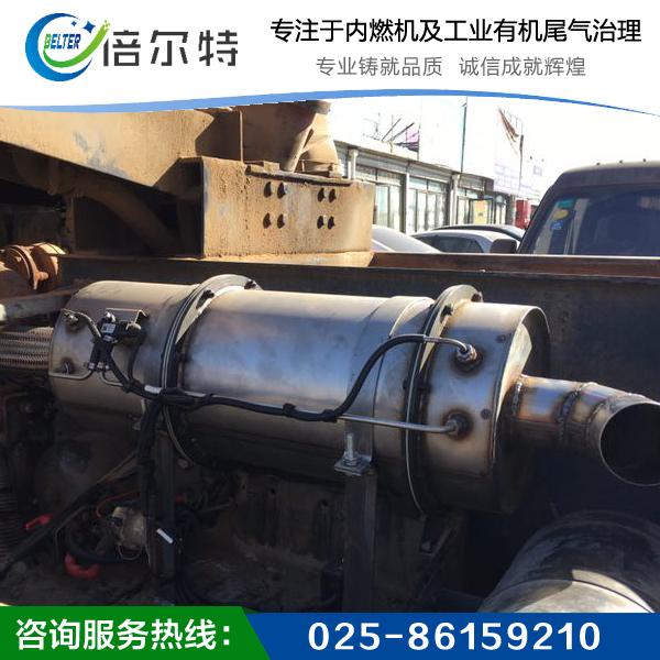【热销商品】工程机械尾气净化器   叉车净化器、南京叉车净化器
