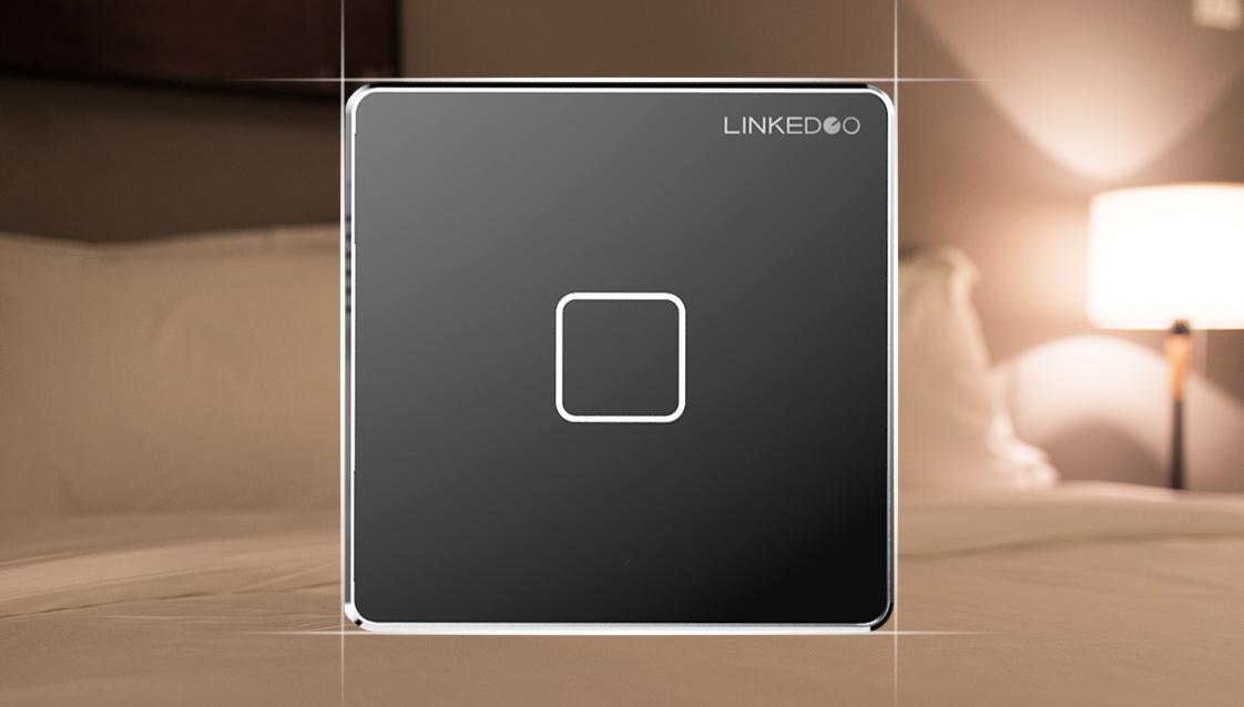一路智能灯光控制面板 灯光面板 灯光控制面板 智能控制灯光面板