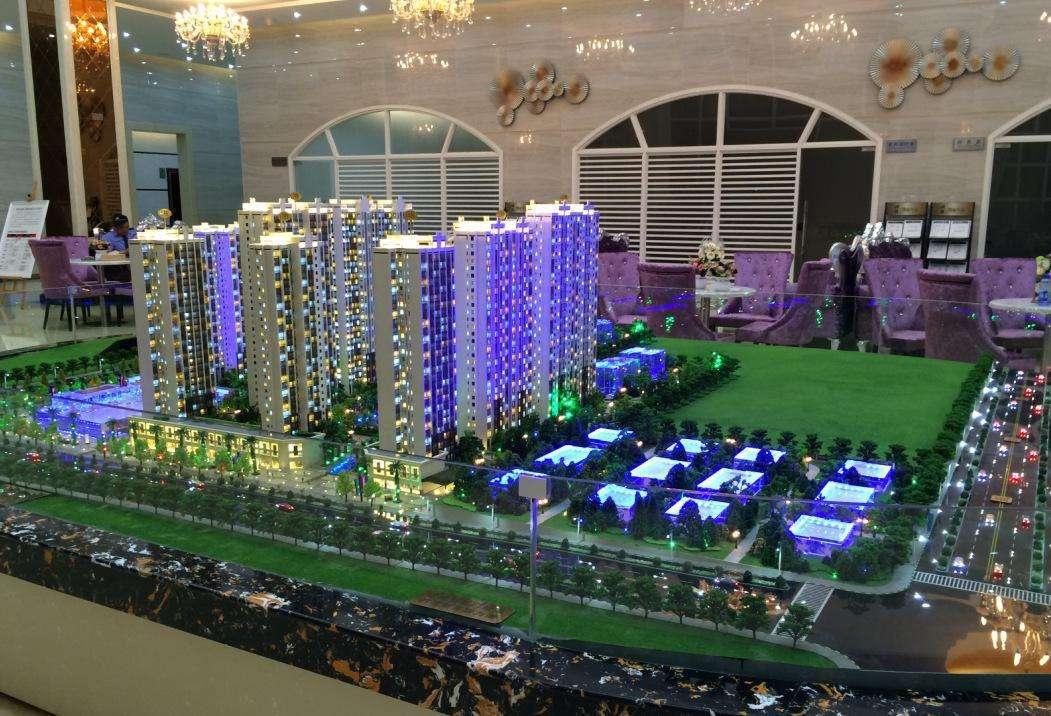 房地产沙盘 房地产商业沙盘 建筑模型沙盘 建筑楼盘单体沙盘