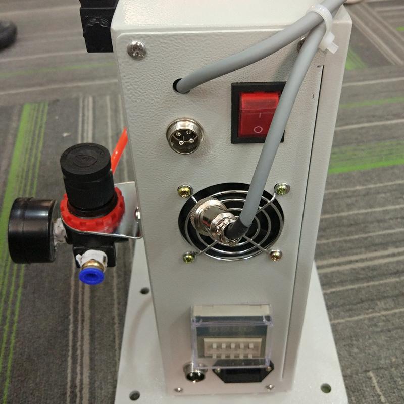 超声波耳带点焊机/超声波口罩上带机