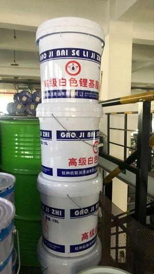杭联牌 12kg  白色锂基脂 锂基脂【厂家直销】