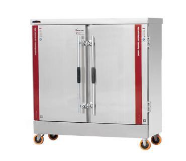 节能定时蒸饭柜 食堂餐厅蒸饭柜 商用厨具多型号控温蒸饭车
