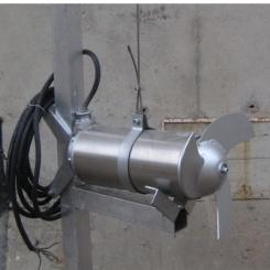 潜水搅拌机 不锈钢潜水搅拌机 铸件式潜水搅拌机 浮筒式搅拌机 厂家直销  南京格兰