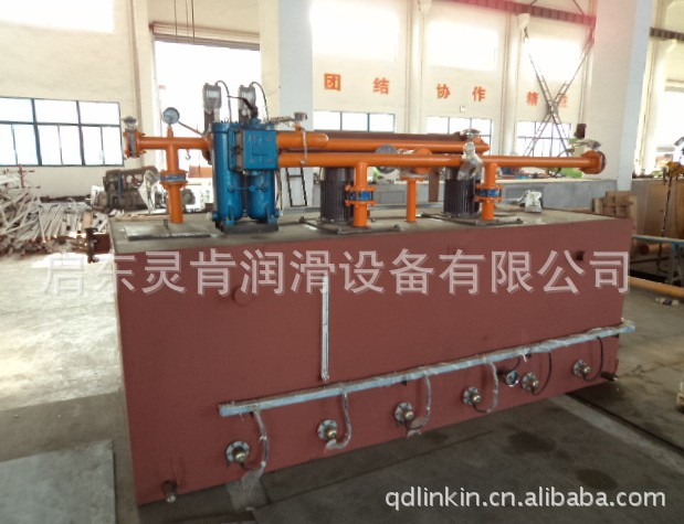 厂家专业生产销售非标/标准XYZ-125GZ型整体式稀油站    稀油站选择启东灵肯润滑
