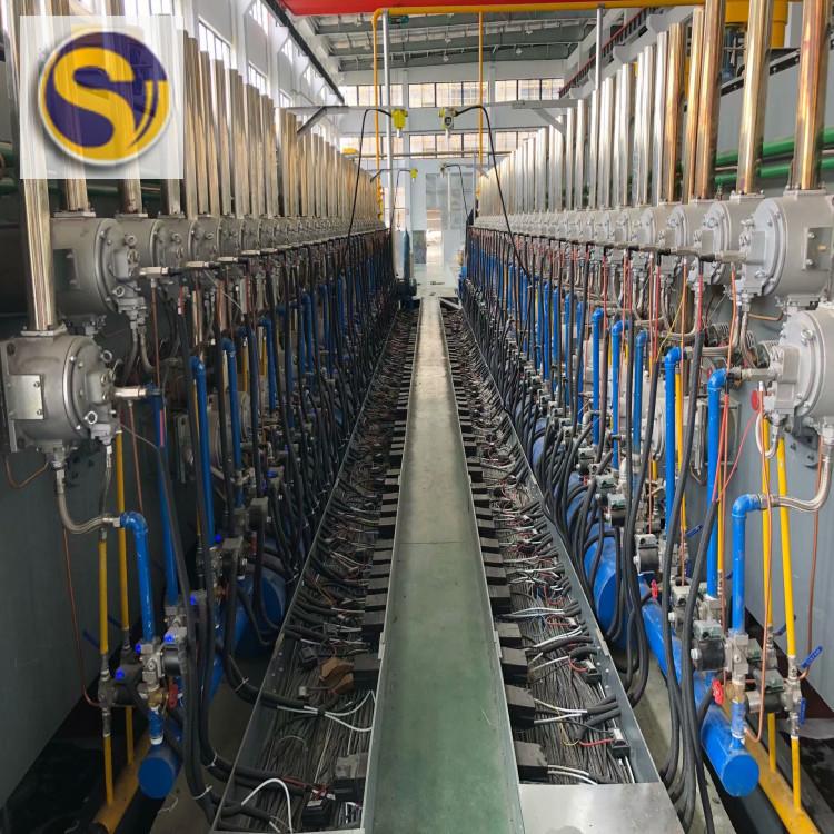 浙江电炉网带炉热处理生产线