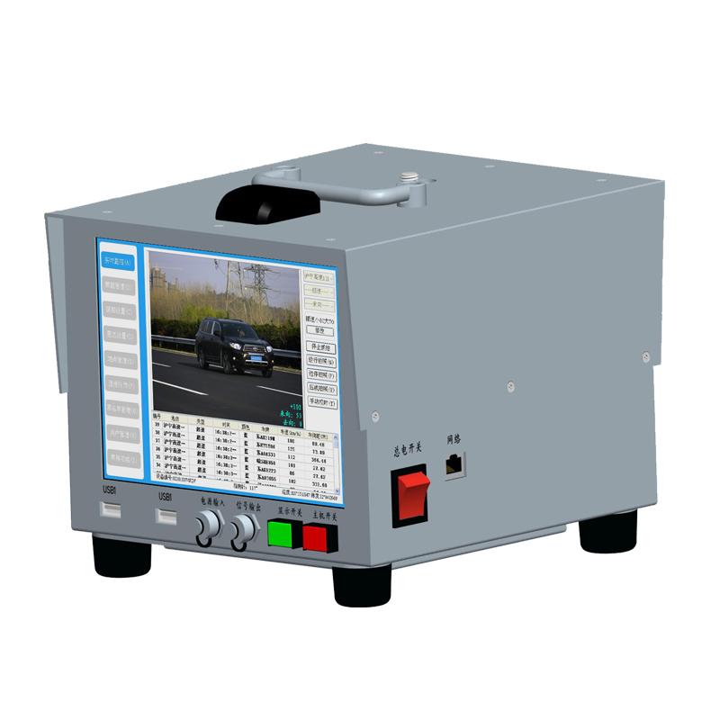 移动式机动车雷达测速仪 流动测速仪 专注雷达测速 弯月智能