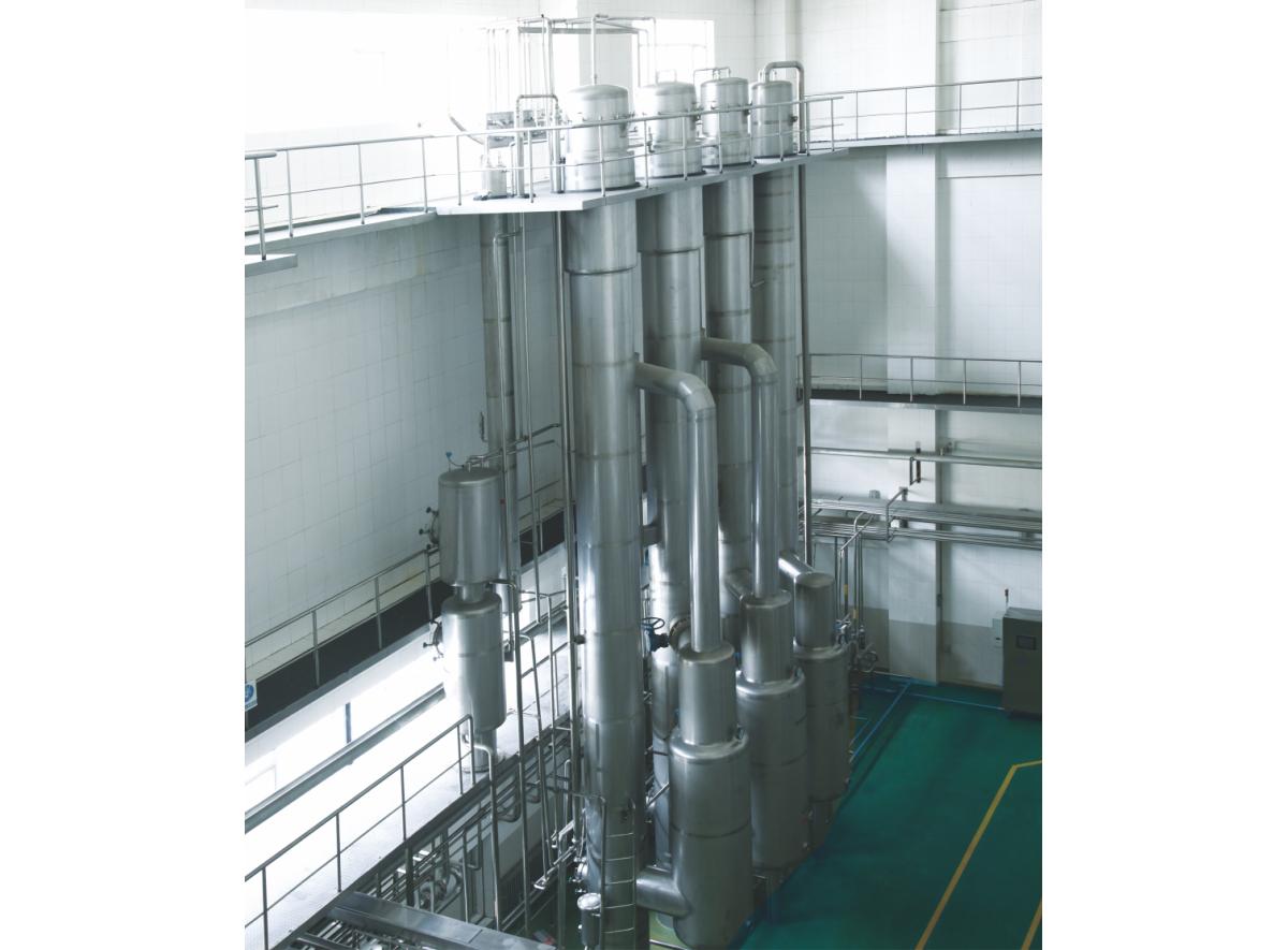 双效多效降膜蒸发器