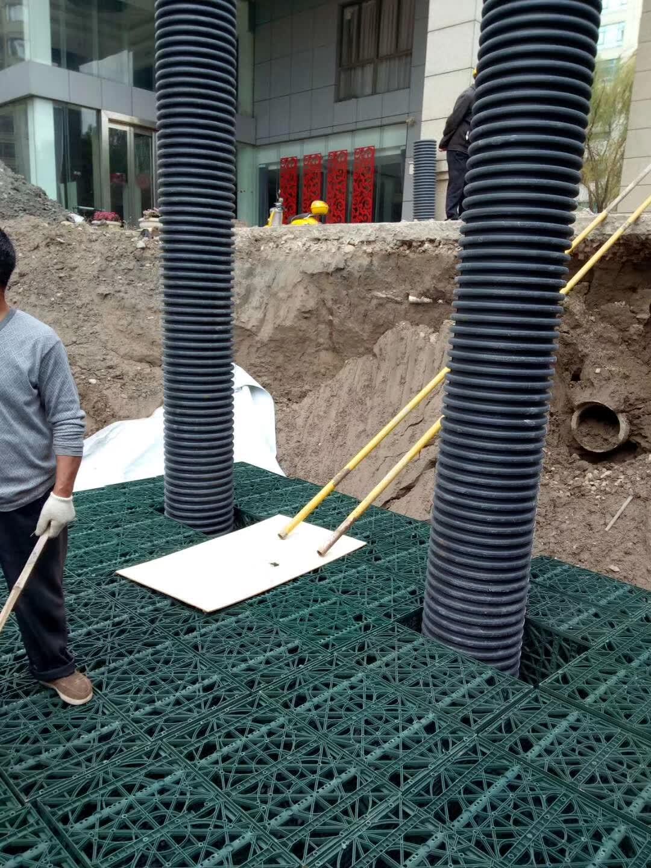 城市雨水的收集和利用 南通雨水收集模块厂家 丰翌鑫