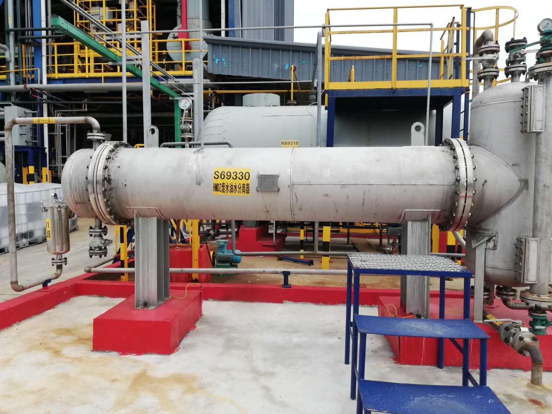 两相分离器 油水分离器、两相油水分离器、碳钢油水分离器、内衬四氟油水分离器