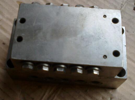 双线油气分配混合器 智能分配器YQPQ-6-7-8-9-10-11-12润滑设备