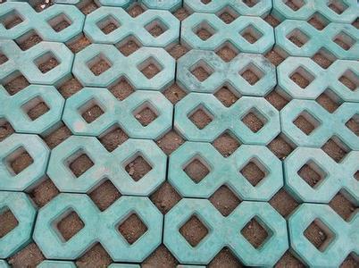 南京草坪砖生产厂家 南京绿色井字植草砖 井字植草砖规格