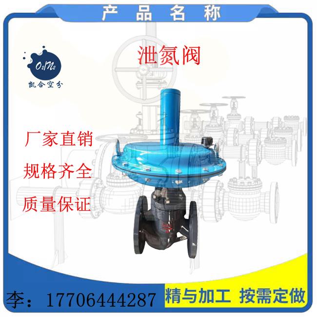 ZZVP泄氮阀氮封阀氮气微压阀出氮阀ZZDQ氮封装置