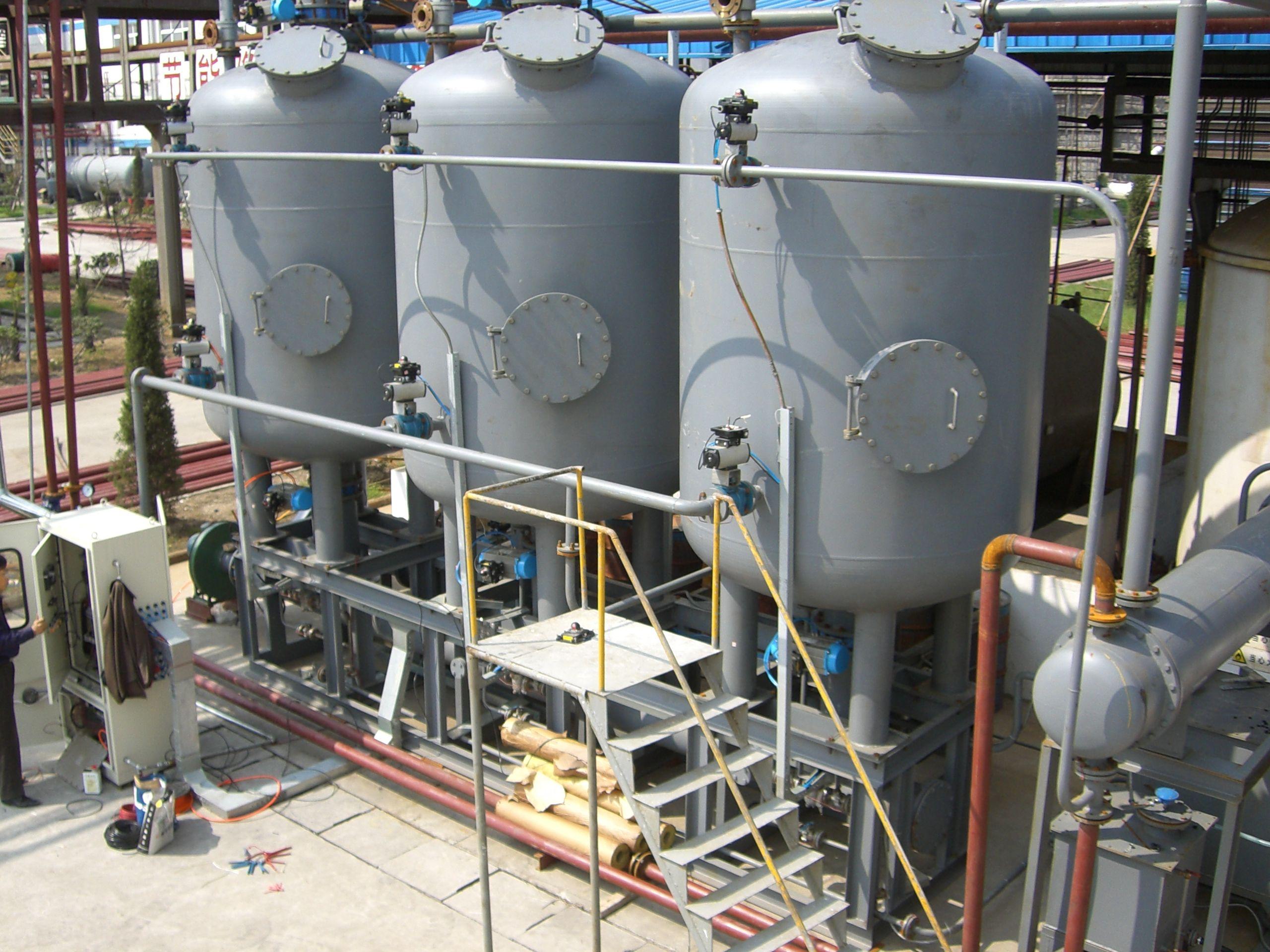 废气处理设备、工业处理设备、分离器、油水分离器