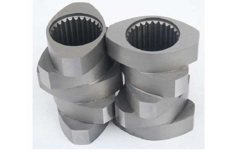 螺纹挤出机配件 标准型螺纹元件 供应 博瑞特