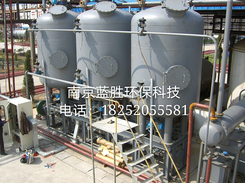 南京工业气液分离器、南京气液分离器价格、蓝胜气液分离器、气液分离器哪家好