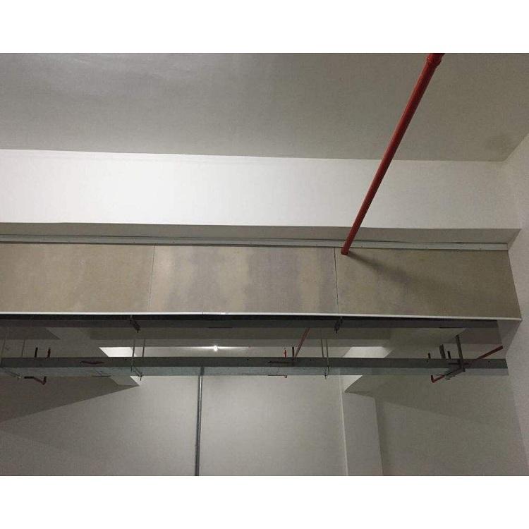 厂家直销 固定挡烟垂壁 防火板挡烟垂壁 挡烟垂壁设置规范要求