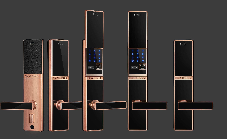 智能门锁 南通智能门锁 指纹门锁 电子智能门锁