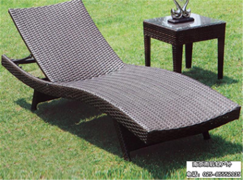厂家批发藤椅 三件套阳台酒店生态度假村 藤编桌椅茶几 外摆桌椅定制