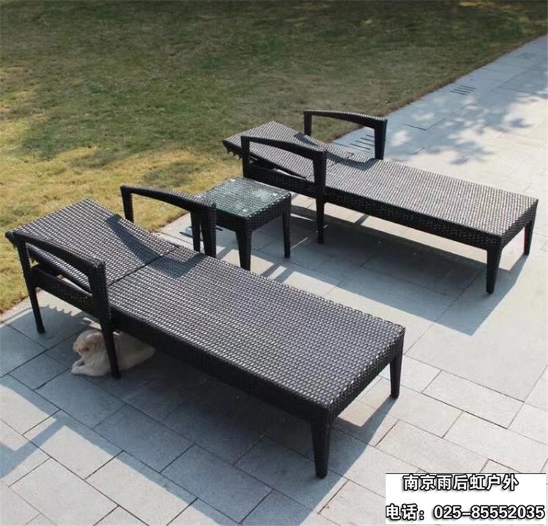 厂家批发藤椅 藤编桌椅茶几 外摆桌椅定制