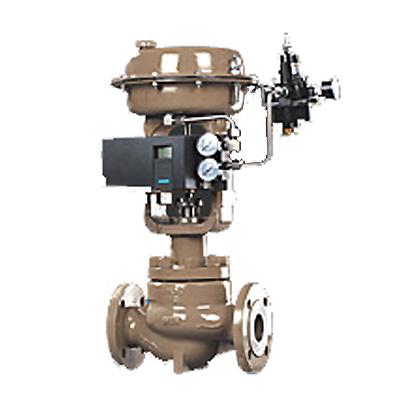 气动薄膜调节阀  -宏伟厂家定制气动薄膜单座、双座调节阀