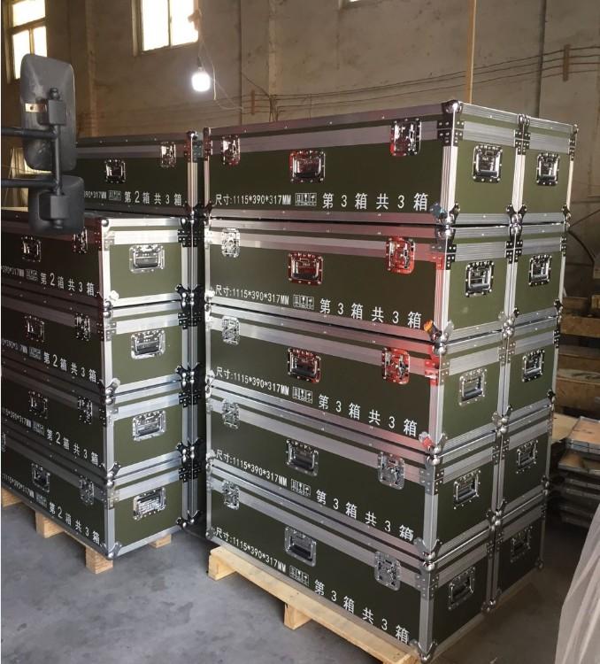 铝箱铝合金箱定制 仪器铝箱 手提铝合金箱工具箱加工 仪器箱厂家