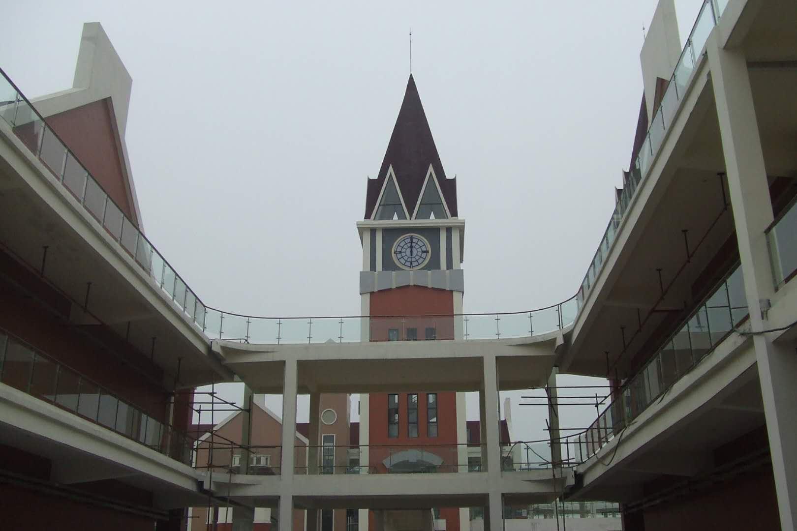 外墙挂钟 学校外墙大钟 塔楼大钟厂家 南京钟厂 历史悠久闻名遐迩