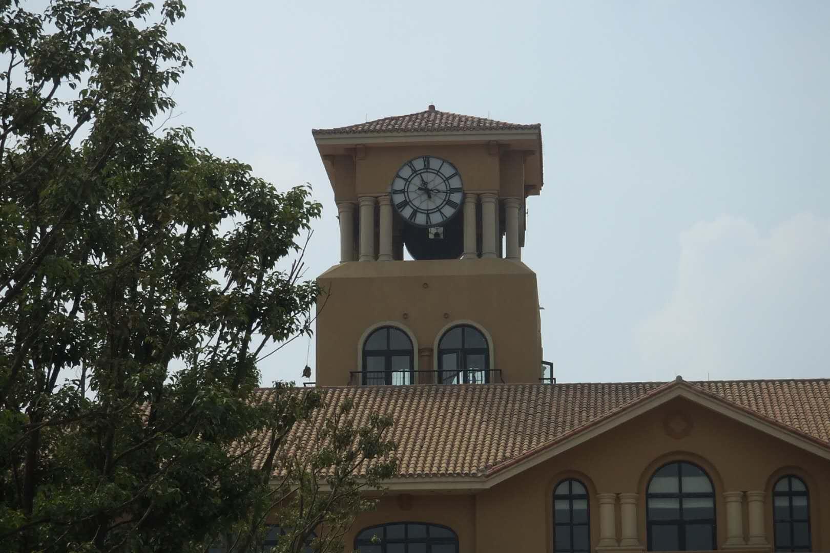 建筑装饰大钟 户外墙体大钟 机械建筑钟 厂家直销质量可靠