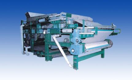 带式浓缩压榨过滤机|带式压榨过滤机|启东华通水处理工程有限公司