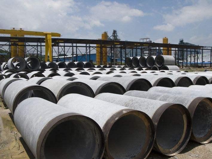 水泥管400 水泥管500 水泥管600 方形水泥涵管 钢筋混凝土管 南京大侠水泥