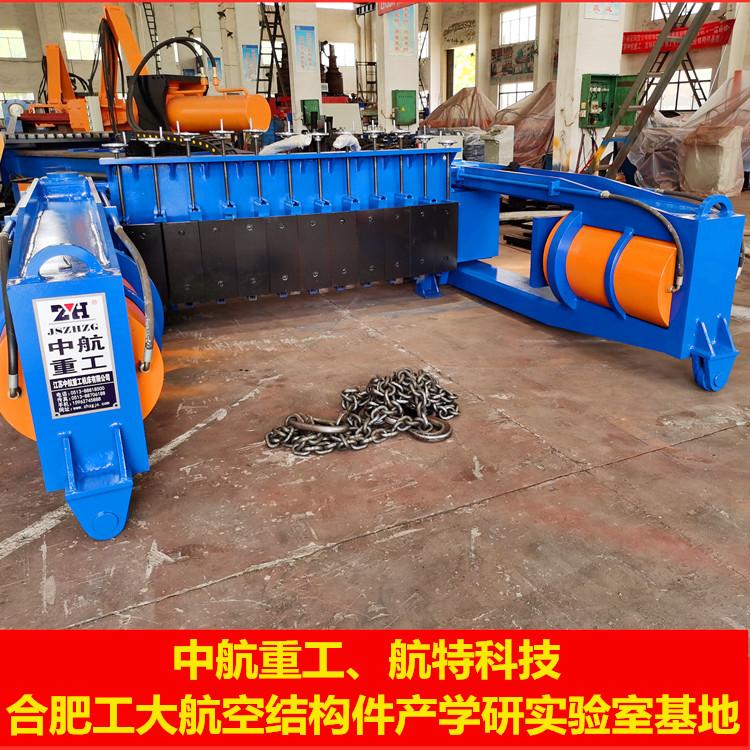 厂家直发液压数控工字钢顶弯机 数控全自动工字钢顶弯机